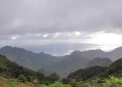 výhled do hor