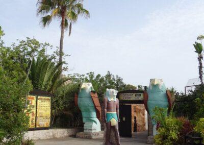 vstup do zoologické zahrady