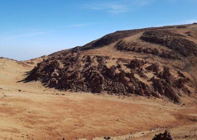 příroda na el Teide