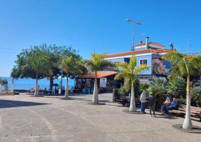 náměstí v Los Abrigos