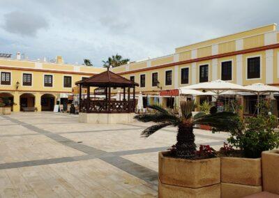 náměstí v Golf del Sur
