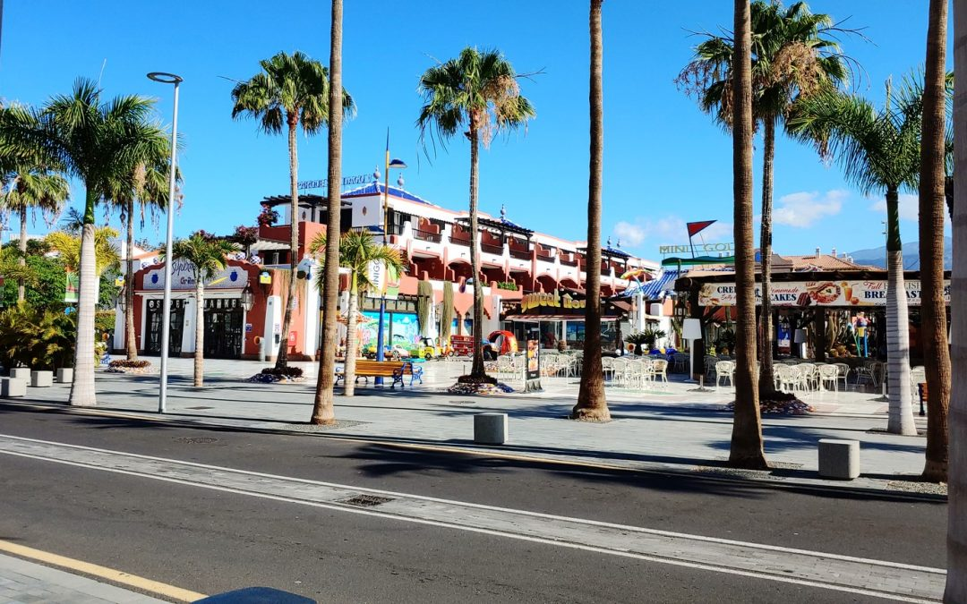 Život na Tenerife v době covidové