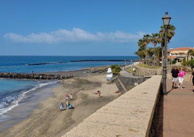 pláž Duque na Tenerife