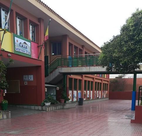 Základní škola na Tenerife