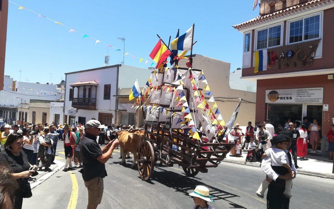 El Día de Canarias neboli Den Kanárských ostrovů
