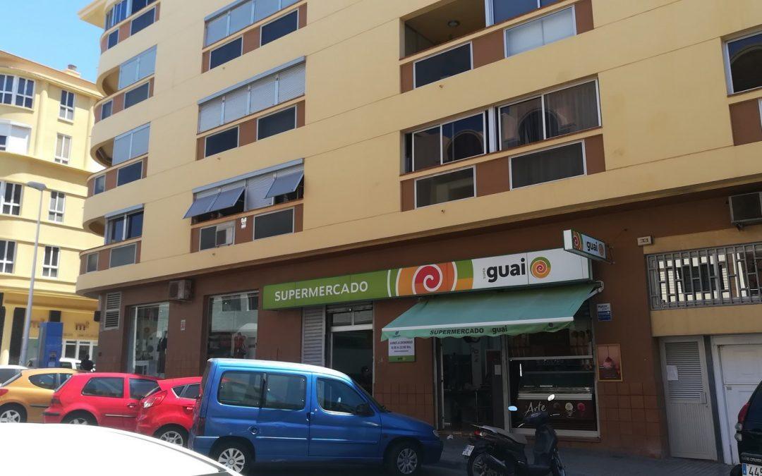 Nakupování potravin na Tenerife