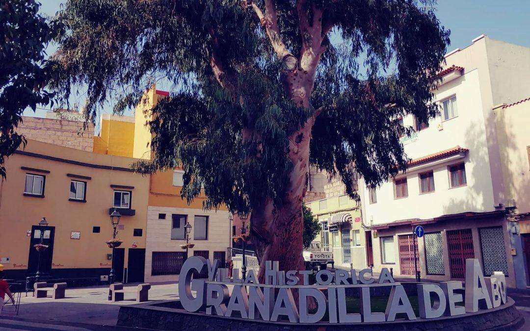 Výlet do města Granadilla de Abona