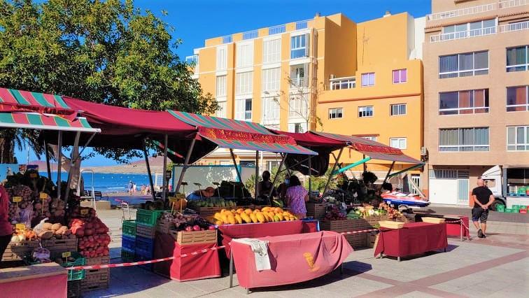 Farmářské trhy na Tenerife