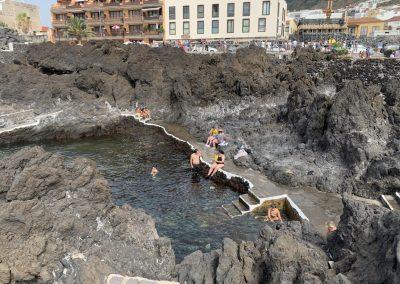 přílivový bazén