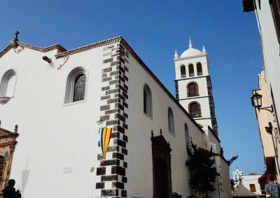 kostel v Garachico