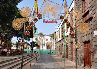 náměstí v Garachico